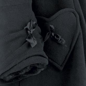 coat women's POIZEN INDUSTRIES - Alice - Black