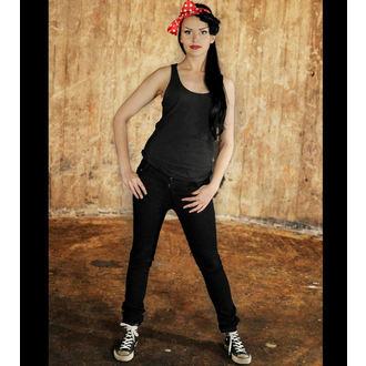 pants women POIZEN INDUSTRIES - Star - Black