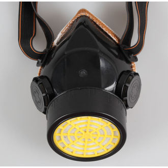 respirator - POIZEN INDUSTRIES - Google - Black
