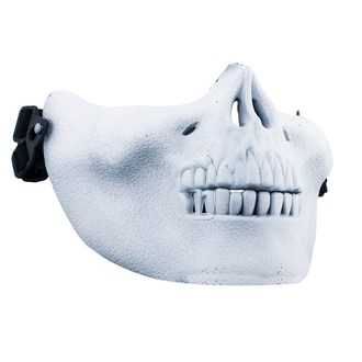 mask POIZEN INDUSTRIES - Skull Mask, POIZEN INDUSTRIES