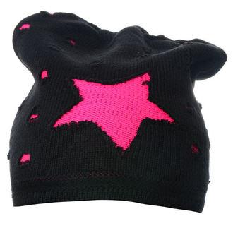 beanie POIZEN INDUSTRIES - Chorstar - Black / Pink