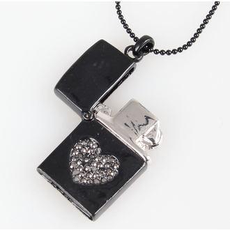 necklace POIZEN INDUSTRIES - LRP1 - Black