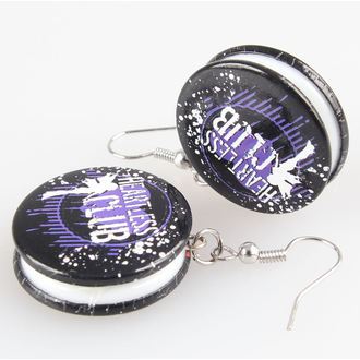 earrings POIZEN INDUSTRIES - EFBE1, EVIL FAIRYS