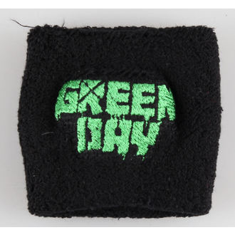 wristband Green Day - Logo - RAZAMATAZ, RAZAMATAZ, Green Day