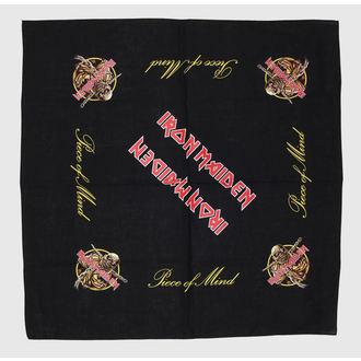 kerchief Iron Maiden - Piece Of Mind - RAZAMATAZ, RAZAMATAZ, Iron Maiden