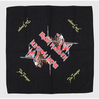 kerchief Iron Maiden - The Trooper - RAZAMATAZ - B030