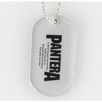 collar (dog tag) Pantera - 101 % Proof - RAZAMATAZ, RAZAMATAZ, Pantera