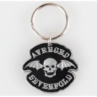 key ring (pendant) Avenged Sevenfold - Death Bat - RAZAMATAZ - KR094