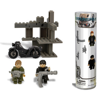 figurines Terminator 2 - Best-Lock Construction Set Kyle Reese & Terminator - BL01021T