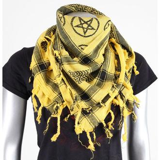 kerchief ARAFAT - palestine - pentagram 4