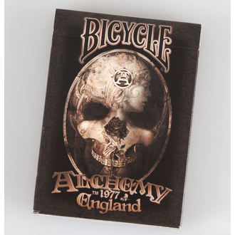 cards Bicycle Licensed - ALCHEMY GOTHIC, ALCHEMY GOTHIC