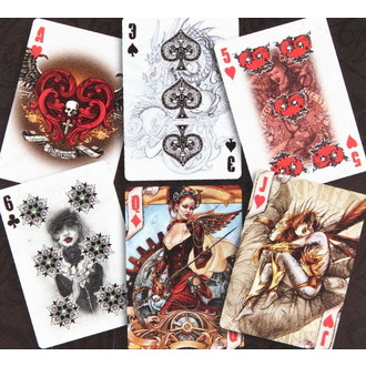 cards Bicycle Licensed - ALCHEMY GOTHIC - CARD8