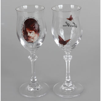 shot glasses (two-part set) Victoria Frances - Butterfly U. Butterfly, VICTORIA FRANCES, Victoria Francés