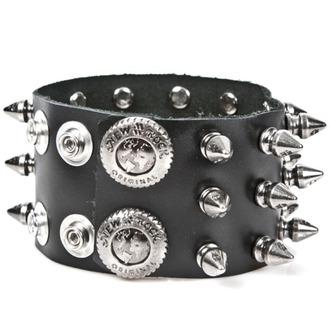 bracelet NEW ROCK - ANTIK NEGRO, NEW ROCK