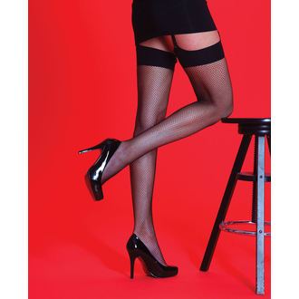 tights LEGWEAR - Scarlet - Fishnet - SHSCFS0BL1