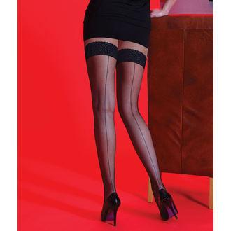 tights LEGWEAR - Scarlet - BKSEAM Fishnet LT Whoops, LEGWEAR