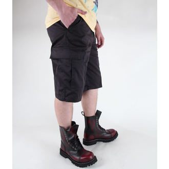 shorts men MIL-TEC - Bermuda - Black - 11401002