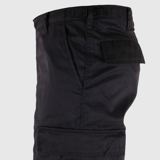 shorts men MIL-TEC - Bermuda - Black - 11401002