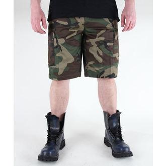 shorts men MIL-TEC - Bermuda - Woodland - 11401020