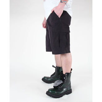 shorts men MIL-TEC - US Bermuda - Prewash Black - 11402002