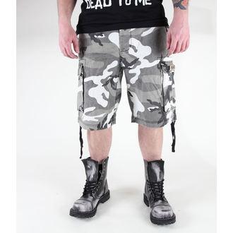 shorts men MIL-TEC - Paratrooper - Prewash Urban - 11403022