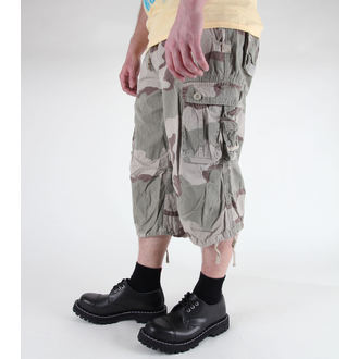 shorts 3/4 men MIL-TEC - Air Combat - Prewash Ten, MIL-TEC