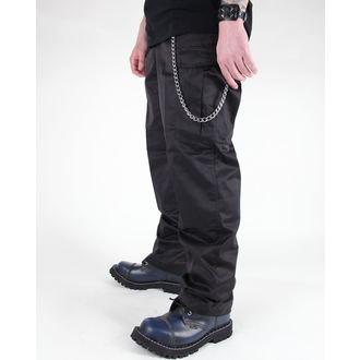 pants men MIL-TEC - US Feldhose - Black - 11805002