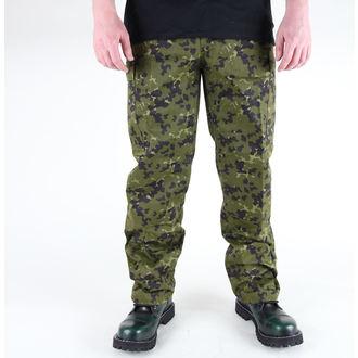 pants men MIL-TEC - US Feldhose - Dan. Tarn - 11805025