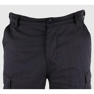 pants men MIL-TEC - US Ranger Hose - BDU Black- 11810002