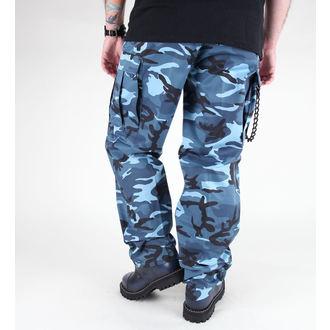 pants men MIL-TEC - US Ranger Hose - BDU Skyblue, MIL-TEC