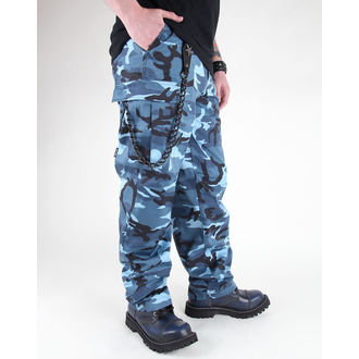 pants men MIL-TEC - US Ranger Hose - BDU Skyblue - 11810023
