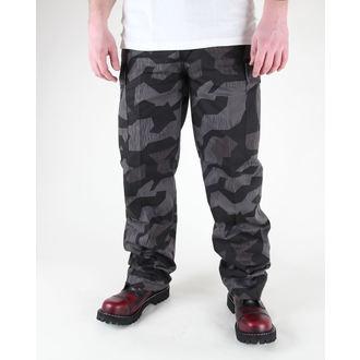 pants men MIL-TEC - US Ranger Hose - BDU Splinternight, MIL-TEC