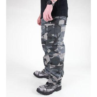 pants men MIL-TEC - US Rangr Hose - BDU Dark Camo, MIL-TEC