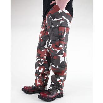 pants men MIL-TEC - US Ranger Hose - BDU Red Camo, MIL-TEC