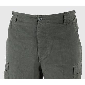 pants men MIL-TEC - US Feldhose - CO Prewash Olive - 11821001