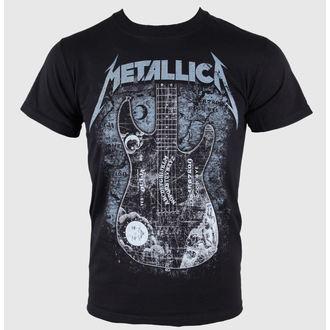 t-shirt metal Metallica - Kirk Ouija board Guitar - NNM - RTMTLTSBHAM