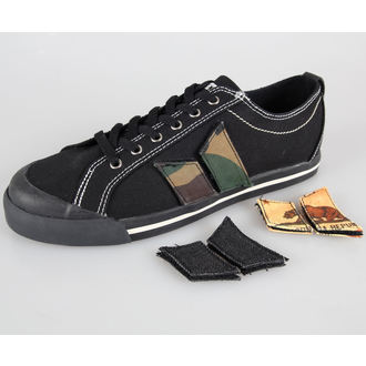 low sneakers men's - Eliot - MACBETH, MACBETH