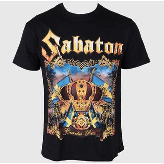 t-shirt metal men's Sabaton - Carolus Rex - NUCLEAR BLAST - 1964_TS