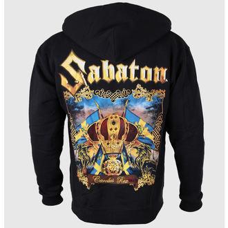 hoodie men's Sabaton - Carolus Rex - NUCLEAR BLAST, NUCLEAR BLAST, Sabaton