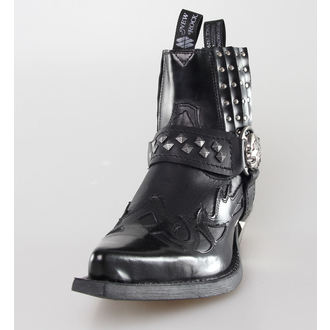 leather boots women's - NEW ROCK, NEW ROCK