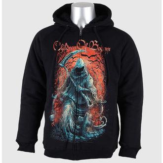hoodie men's Children of Bodom - Grim Reaper Sherpa - NUCLEAR BLAST, NUCLEAR BLAST, Children of Bodom