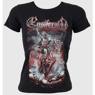 t-shirt metal women's Ensiferum - Skeleton Horseman - NUCLEAR BLAST, NUCLEAR BLAST, Ensiferum