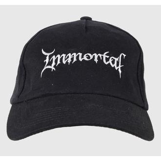 cap Immortal - Logo Bestickt - NUCLEAR BLAST - 118069