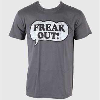 t-shirt metal men's Frank Zappa - Freak Out (Logo) - PLASTIC HEAD, PLASTIC HEAD, Frank Zappa