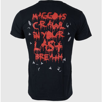t-shirt metal men's Bloodbath - Wretched Human Mirror - PLASTIC HEAD, PLASTIC HEAD, Bloodbath
