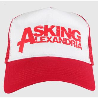 kšiltovka Asking Alexandira - Logo - PLASTIC HEAD - PHCAP050