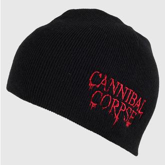 beanie Cannibal Corpse - Logo - PLASTIC HEAD - PHHAT027