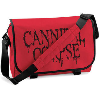 shoulder bag Cannibal Corpse - Logo - PLASTIC HEAD, PLASTIC HEAD, Cannibal Corpse
