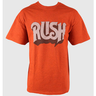 t-shirt metal men's Rush - Vintage Logo - PLASTIC HEAD, PLASTIC HEAD, Rush