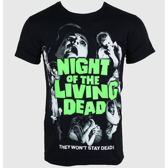 film t-shirt men's Night of the Living Dead - - PLASTIC HEAD - PH7282